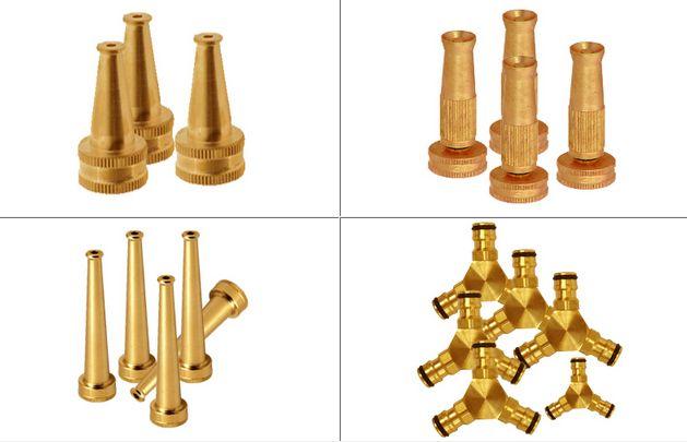 Brass Nozzles Hose Nozzles #BrassNozzles #HoseNozzles