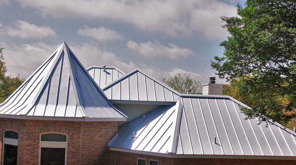 Metal Roofing Advantages And Disadvantages Residential Metal Roofing Metal Roof Repair Metal Roofing Systems