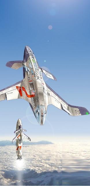 Spaceship Concept art