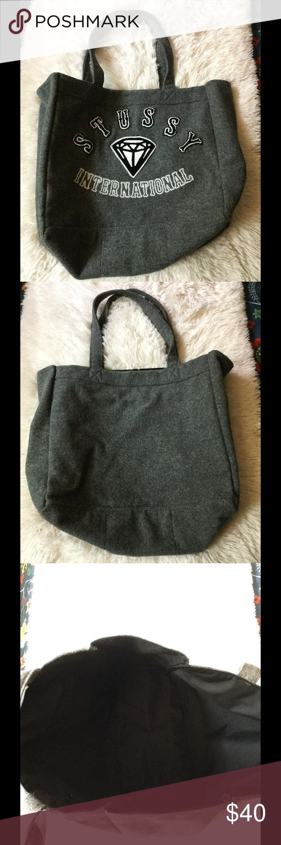 🌊Urban outfitters stussy large tote bag🌊 🌊Urban outfitters stussy large tote handbag in new condition 🌊 Urban Outfitters Bags Totes