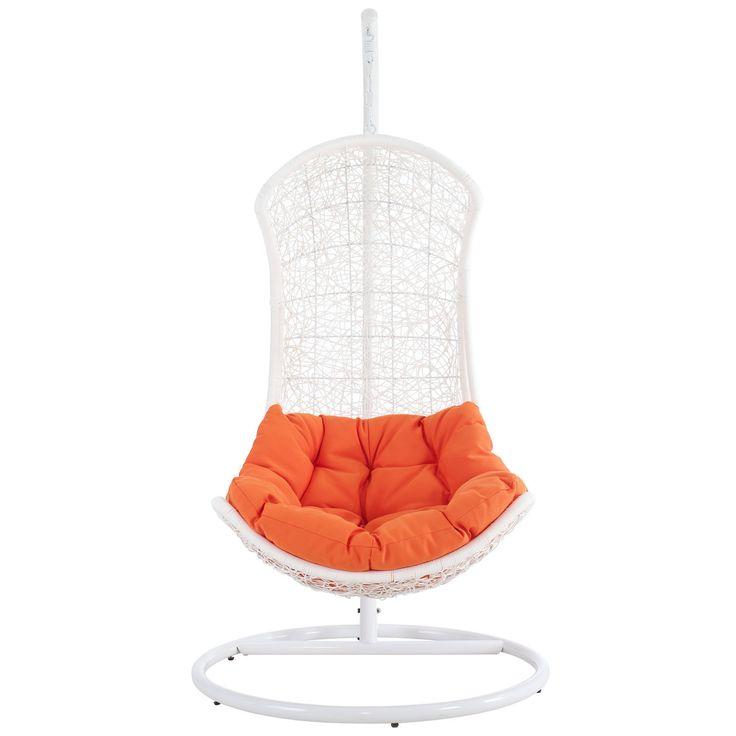 Endow Swing Lounge Chair #themodernsource #modern #homedecor #outdoorfurniture #interiordesigning #details  www.modern-source