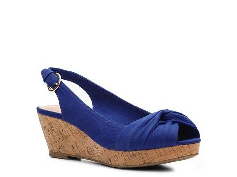 Zigi Soho Slingy Wedge Sandal Women's Wedge Sandals Sandals Women's Shoes - DSW