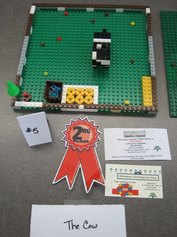 Jordan Coss 7-10 year olds  2nd place winner!