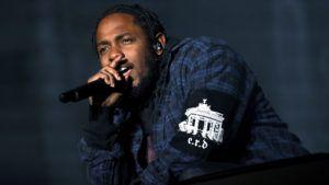 Kendrick Lamar Announces The DAMN. European Tour with James Blake