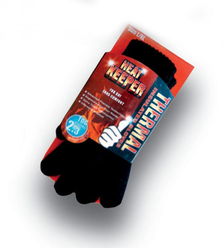 Heat Keeper Thermo- Handschuhe