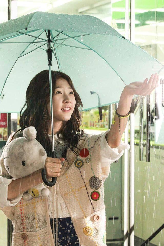 Seulbi hi school love on so cute