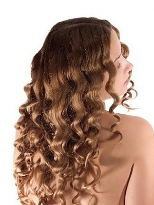 Use a triple barrel hair waver to create these luscious waves. Add some bounce to your life! Here's a top of the line Chi hair waver that is a great option: ( Great deal at $69.99 + 10% off) http://www.haircareandbeauty.com/index.php/test/hair-styling-tools/chi-auto-digital-ceramic-waver.html