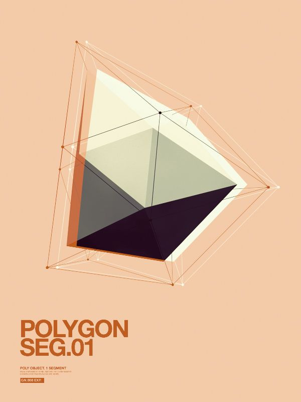 Polygon  - Jean-Michel Verbeeck