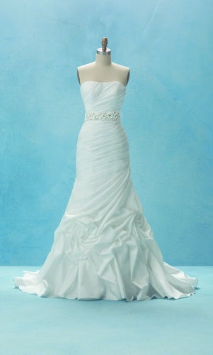 Lovely  best Disney Weddings Wedding Dress Ideas images on Pinterest Wedding dressses Disney weddings and Alfred angelo
