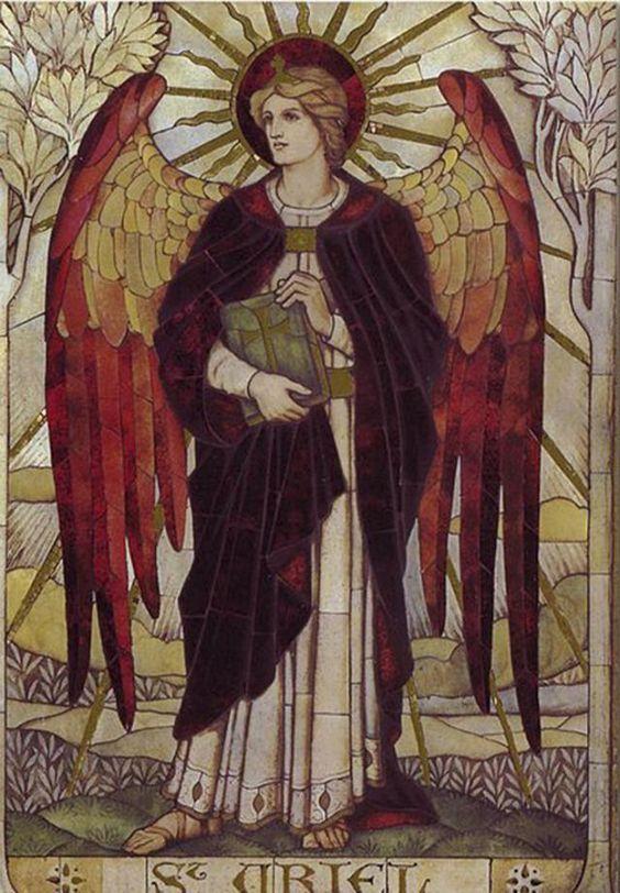 El arcáángel Uriel, aunque su imagen fue prohibida, nunca dejo de existir. ¿Quién es y qué significa?