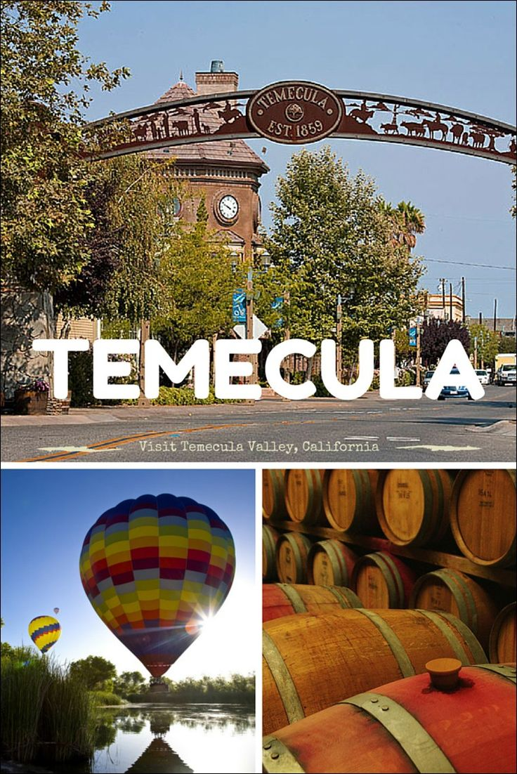 Visiting San Diego? Take a day or two to visit Temecula Valley, California. Get travel tips and more at This Mama Cooks! On a Diet (Sponsored)