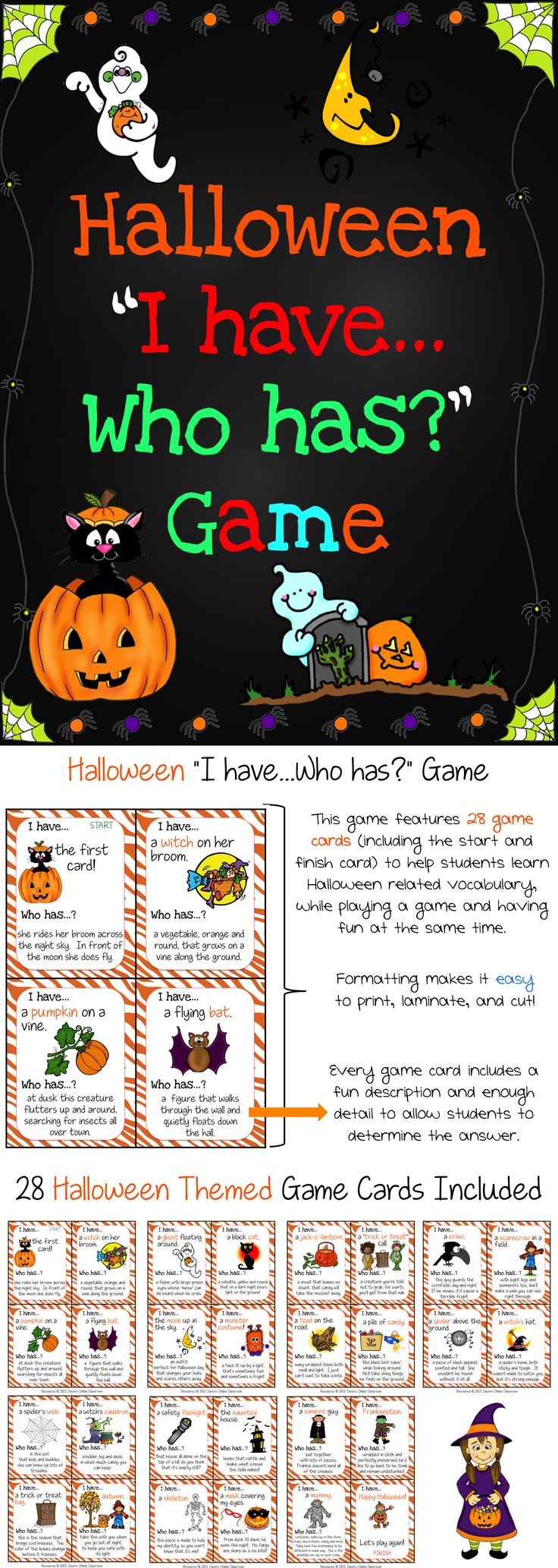 Best 20+ Halloween activities ideas on Pinterest | Halloween games ...