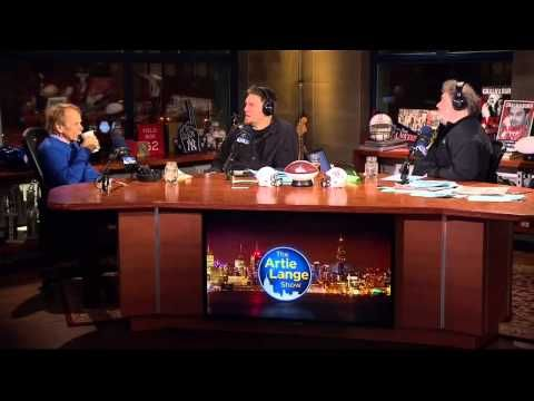 The Artie Lange Show - Al Jardine (in-studio) Part 1 - YouTube