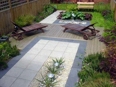 Garden ideas and designs photos