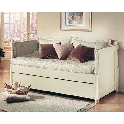 daybed sofa with trundleDaybeds   Features  Trundle Bed Available Wayfair 9abwOR6U