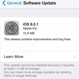 How to Get Rid of iOS 8.0.1, Restore #iOS8