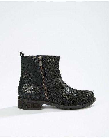 Black Anna Boot