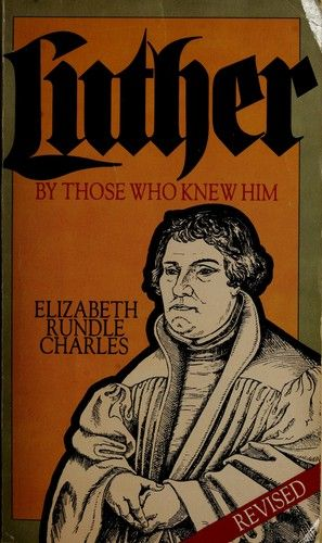 Luther by Elizabeth Rundle Charles - Long chapter book. Message me if you know of a free audio version of this.