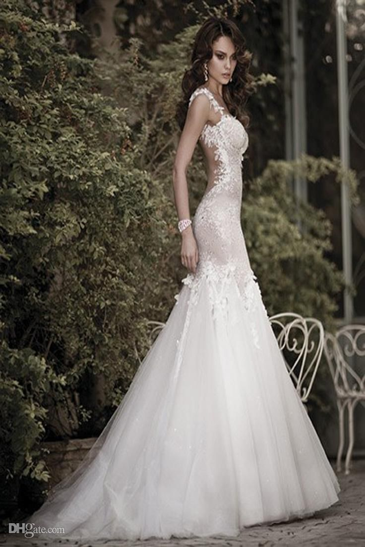 78 Best images about Stunning Wedding Dresses 2014 2015 on ...