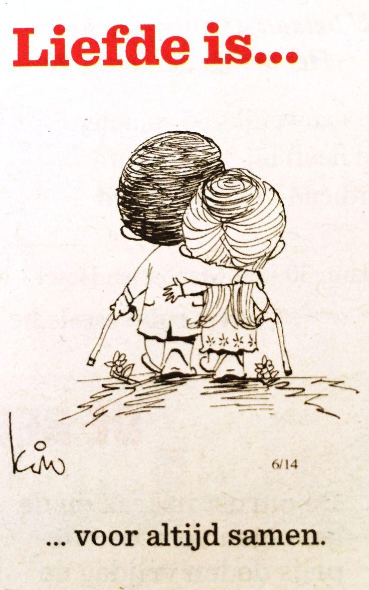 Liefde is... Voor altijd samen