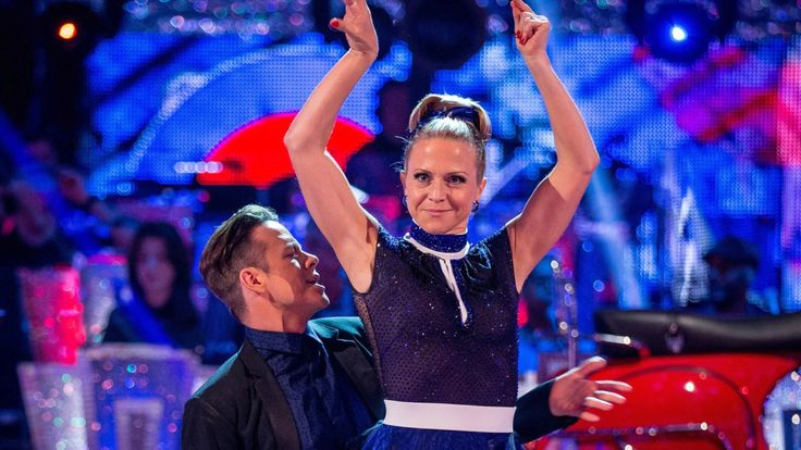 Kellie Bright & Kevin Tango to 'You Really Got Me'  Opening the show on Friday night 25th September.  I love Kevin Clifton and he danced with Frankie Bridge last year.