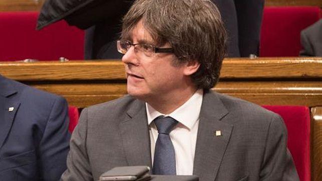 Día de furia en el Parlament