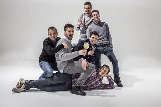 Il Team di Ricerca e Sviluppo di @hyphenitalia non ha resistito e sta già festeggiando per ...?#guesstheproject!