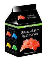 """Научные мини-игры """"Выращиваем кристаллы""""-наборы для научных опытов для детей-интернет-магазин-доставка по России"""
