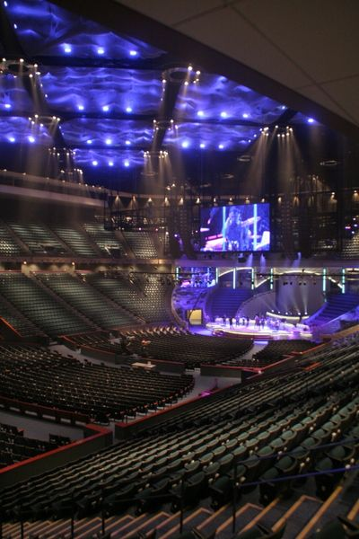 another view of Lakewood Church