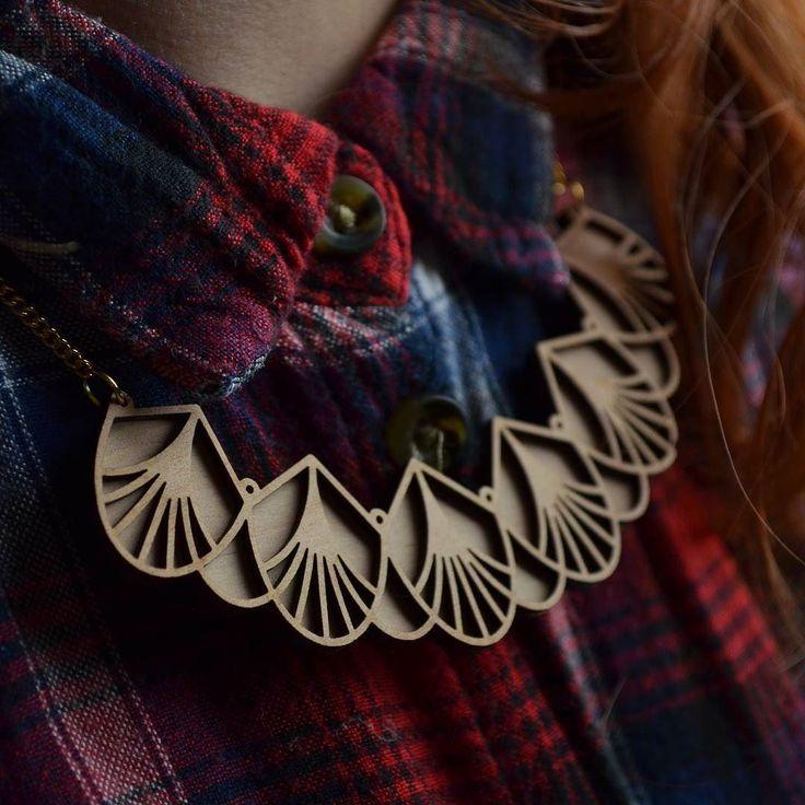 HEYHONEY   _____________ #maymade #maymadejewelry #collier #lasercut #jewelry #jewellery #birne #holz #schmuck #statement #fashion #muster #pattern #kette #design #newin #wood #work #holzdesign #kleinserie #unikat #holzschmuck #lieblingsstück #trend #handwerk #handgemacht #handmade #diy #madeingermany #madewithlove by maymadestudio