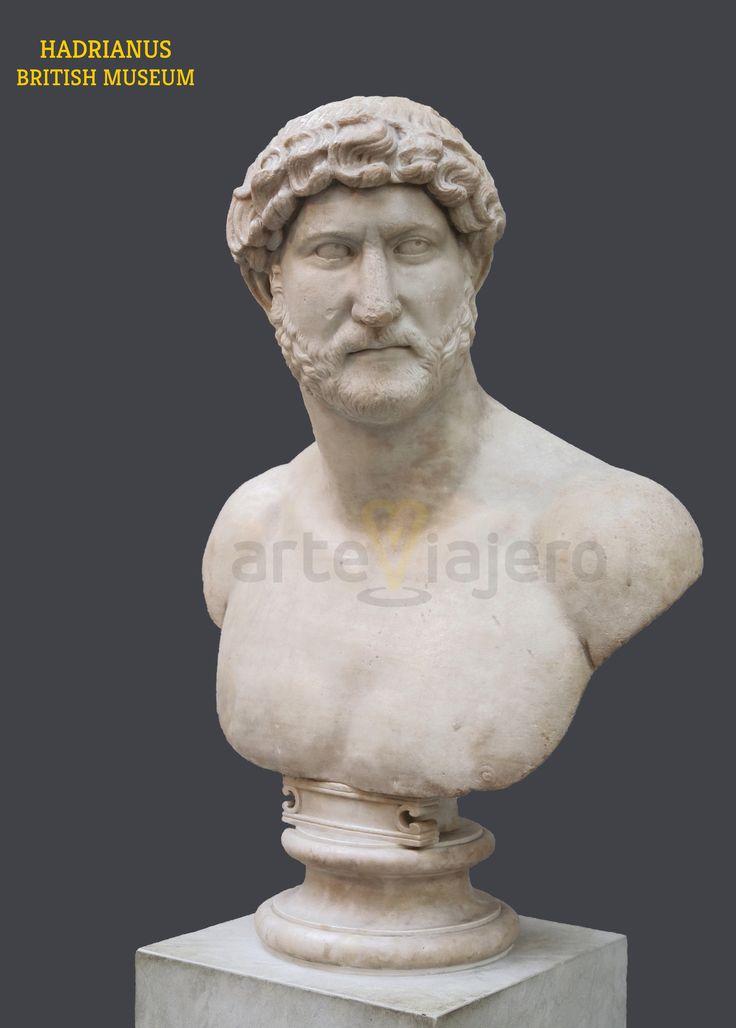 Hadrianus, British Museum