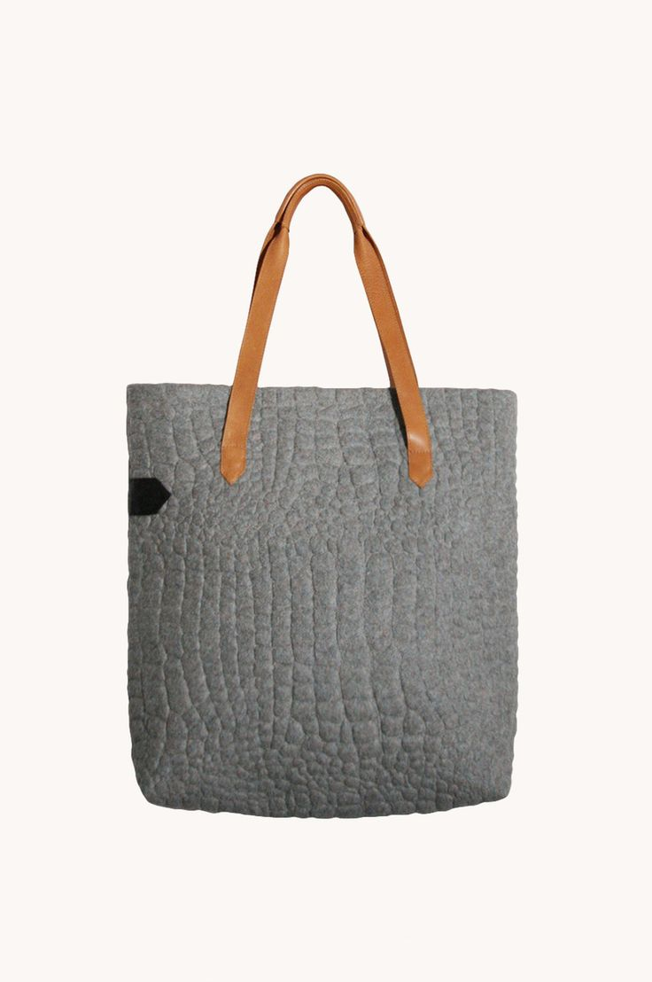 New Kid - Large Tote Felt