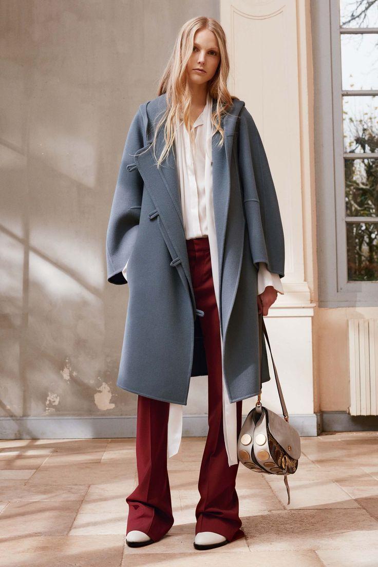 #Chloé   #fashion   #Koshchenets       Chloé Pre-Fall 2016 Collection Photos - Vogue