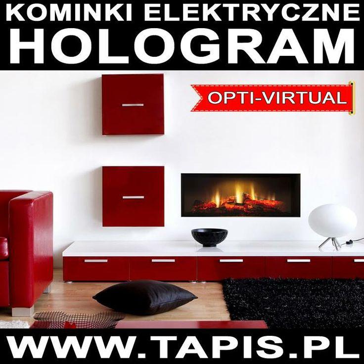 Zobacz więcej: http://www.tapis.pl/kominki/elektryczne/ http://www.info.tapis.pl/po-drugiej-stronie-lustra.html