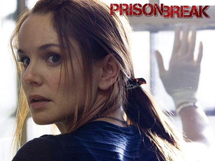"""Prison Break"" - Sarah Wayne Callies/Dr. Sara Tancredi"