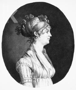 Portret van Catharina Nahuys (1770-1844)