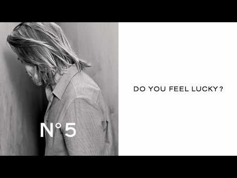 Click here to see how sexy Brad Pitt sounds promoting CHANEL's new No. 5 fragrance. Can't wait for the full commercial on October 15th