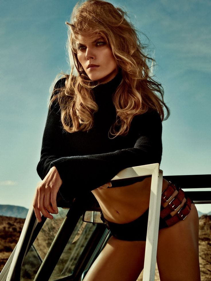 Gracing the pages of Vogue Japan's February 2016 issue, model Maryna Linchuk heads to a far-flung desert setting for a safari inspired editorial. Photographed by Giampaolo Sgura and styled by Giovanna Battaglia, the blonde stunner makes a sultry vision in long gowns, open blouses and swimsuit pieces. For beauty, hair stylist Franco Gobbi creates her …