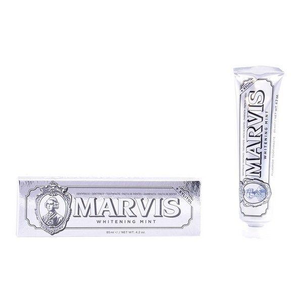 2,85€Dentifrice Blanchissant Whitening Mint Marvis