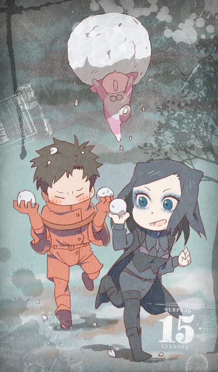 ergo proxy | Tumblr