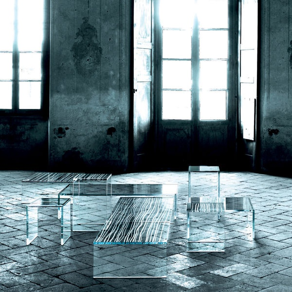 Glas Italia Living Room Coffee Tablesgl