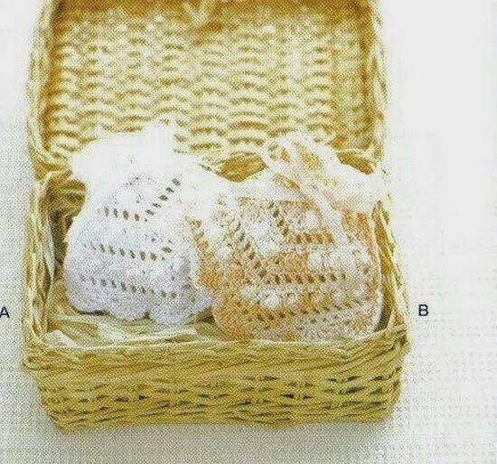 30 besten Crochet Pouch Bilder auf Pinterest   Beutel häkeln ...