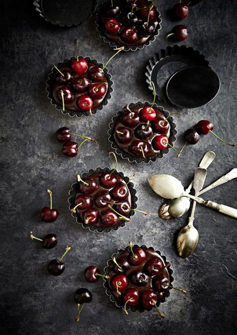Mowie Kay #photography #cherries