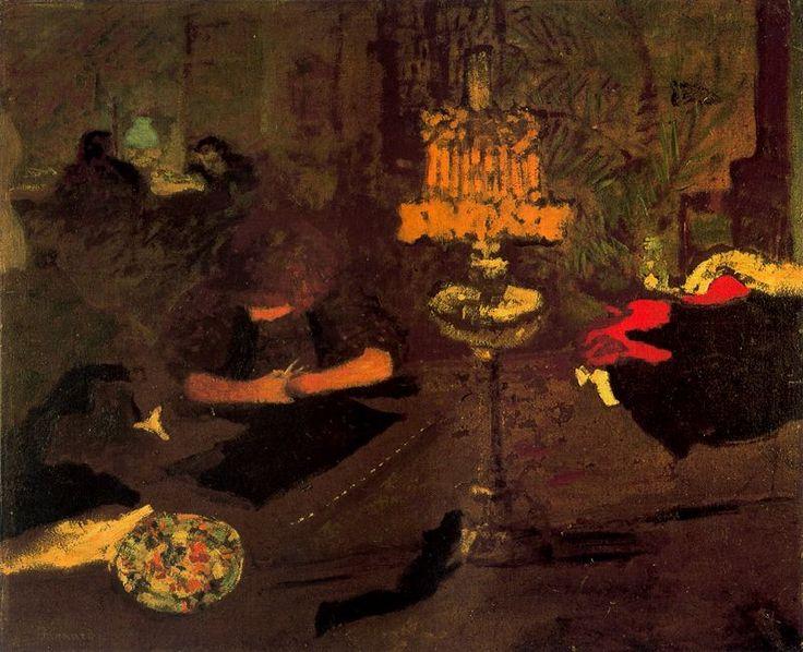 Jeune femme a la lampe, 1900.jpeg (800×651):