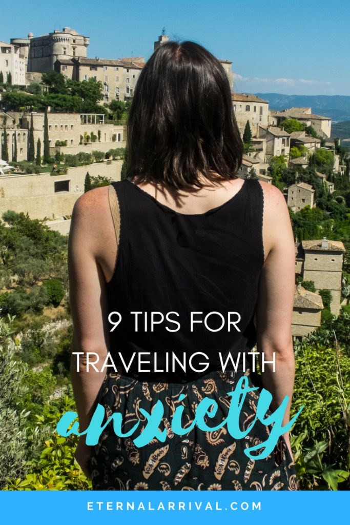 Traveling with anxiety doesn't have to be scary. It can be affirming and amazing. Here are some mental health tips accumulated from 10 years of travel, while managing my anxiety disorder.