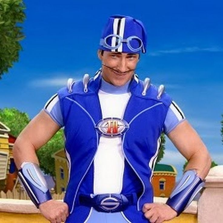 Youtube link to Lazy Town