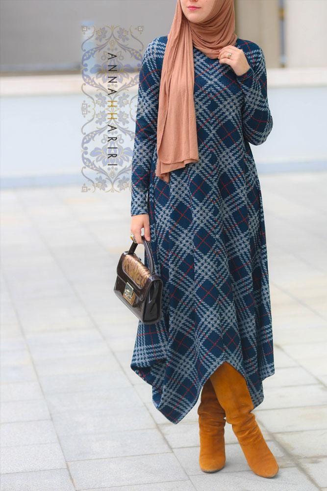Asymmetric Tunic Dress