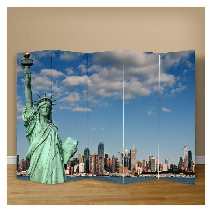 Η Νέα Υόρκη σε φθηνό παραβάν