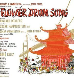 Flower Drum Song (1861) Chinese stowaway Mei Li (Miyoshi Umeki) arrives in San Francisco with her father to meet her fiancé, wealthy nightclub owner Sammy Fong (Jack Soo), in an arranged marriage, but the groom has his eye on his star singer Linda Low (Nancy Kwan). This film version of the Rodgers and Hammerstein Broadway musical is filled with memorable song-and-dance numbers showcasing the contrast between Mei Li's traditional family and her growing fascination with American culture.