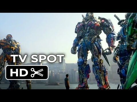 Transformers: Age of Extinction TV SPOT - Help 2014) - Mark Wahlberg Movie HD
